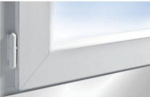 Angle de porte en PVC
