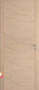 Porte bois voile